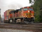 BNSF 5333 leads 20G